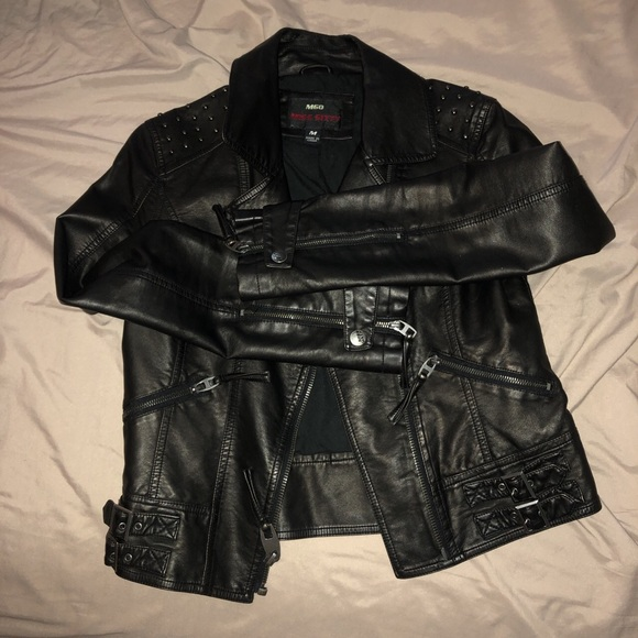 Miss Sixty Jackets & Blazers - Women's leather jacket